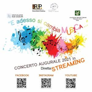 Concerto augurale Rocca 2021